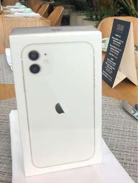 Iphone 11 64GB Blanco, nuevo
