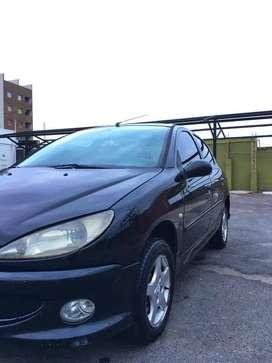 Peugeot 206 FULL Xs 2008 con transferencia incluida