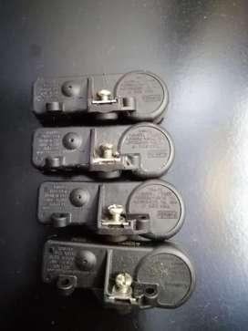 Sensores de Presion de Aire, Llantas