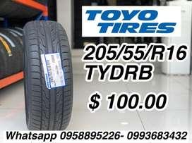 Llanta Toyo 205 55 R16