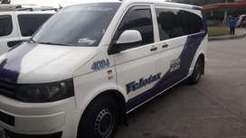 Vendo camioneta de servicio intermunicipal