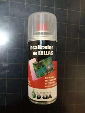 Vendo detector de fallas.