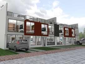 Casas de Venta de 98m2 con Crédito Directo. en CONOCOTO
