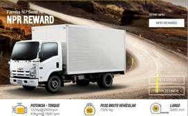 Camion Chevrolet NPR Reward EIV