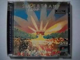 paris supertramp remaster 2 cd buen estado