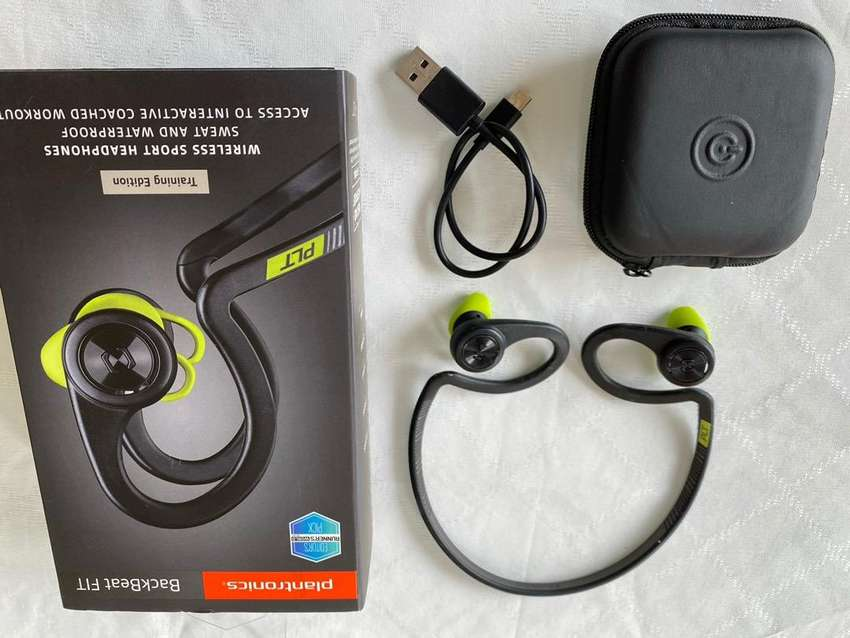 Plantronics backbeat fit training edition 0