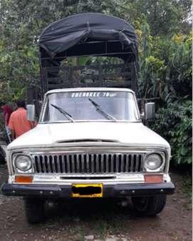 Camioneta Estacas Cheroque 1978