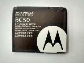 Bateria Recargable Ion Litio 3.7V