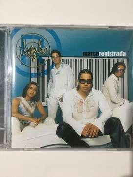 Ilegales cd marca regiatrada
