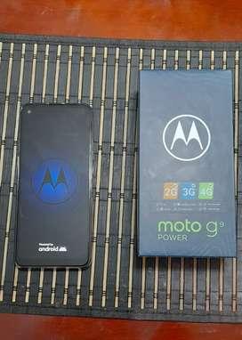 Vendo Motorola G9 Power Nuevo