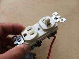 Electricista en domicilios
