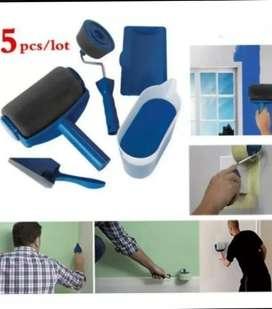 Rodillo Para Pintar 5 Piezas Facil Limpio Paint