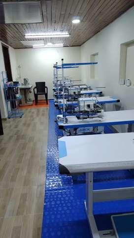 En Bogotá, Se necesita operarios máquina para, filete y collarín