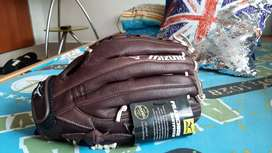 Guante de béisbol mizuno derecho 12.5 pulgadas ( negociables)