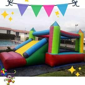 Brinkis brinqui - diversión para tus niños con un brinca, saltarin inflable! Aprovecha