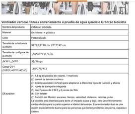 Orbitrac Bicicleta