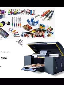 Impresora UV industrial