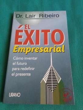 EL EXITO EMPRESARIAL . DR LAIR RIBEIRO . LIBRO EDITORIAL URANO