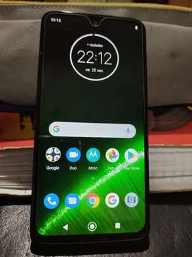 Vendo Motorola G7 Plus