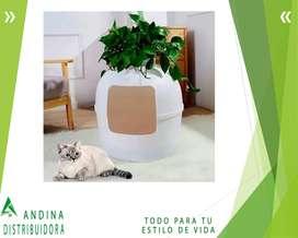 Arenero Iglu O Casa Para Gatos