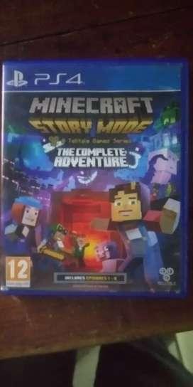 Minecraft modo Historia aventura completa. 8 capitulos