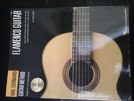 LIBRO PARA APRENDER GUITARRA FLAMENCO CON CD