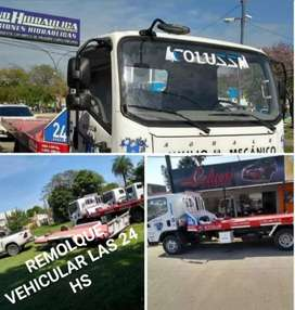 Auxilio mecánico - transporte de vehículos - Mudanzas