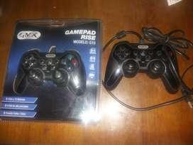 2 Joystick GMX  para PS2, PS3 y PC