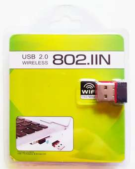 Placa Wifi USB para computadora, notebook