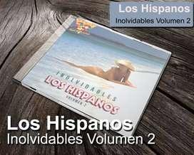 CD Musical Los Hispanos Inolvidables 20 Éxitos Vol. 2—— CBCO