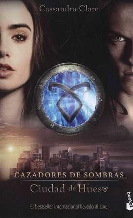 Cazadores De Sombras - Ciudad De Hueso - Cassandra Clare - TAPA DURA ORIGINAL