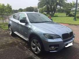 VENTA DE BMW/ X6 EXCELENTE ESTADO ORIGINAL POCO USO
