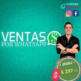 VENTAS POR WHATSAPP MAURICIO BENOIST