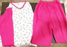 Pijama para niña talla 6 años