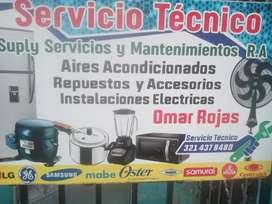 SERVICIO TECNICO...Suply Servicios y Mantenimientos R.A. // RUT. 30*050*555-9 OTROS NUMERO DE CONTACTO 304*557*2315