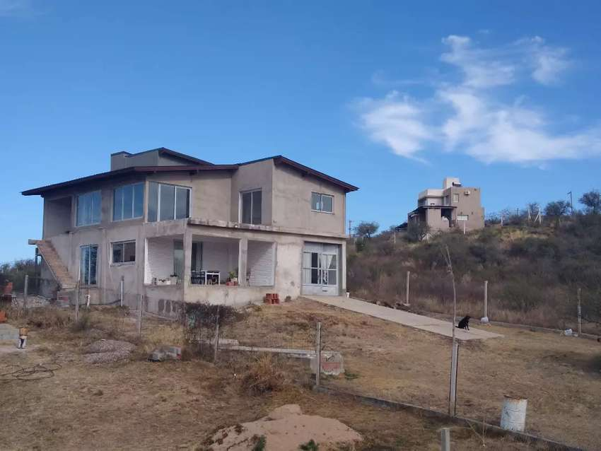 Vendo casa en Estancia vieja cba 0