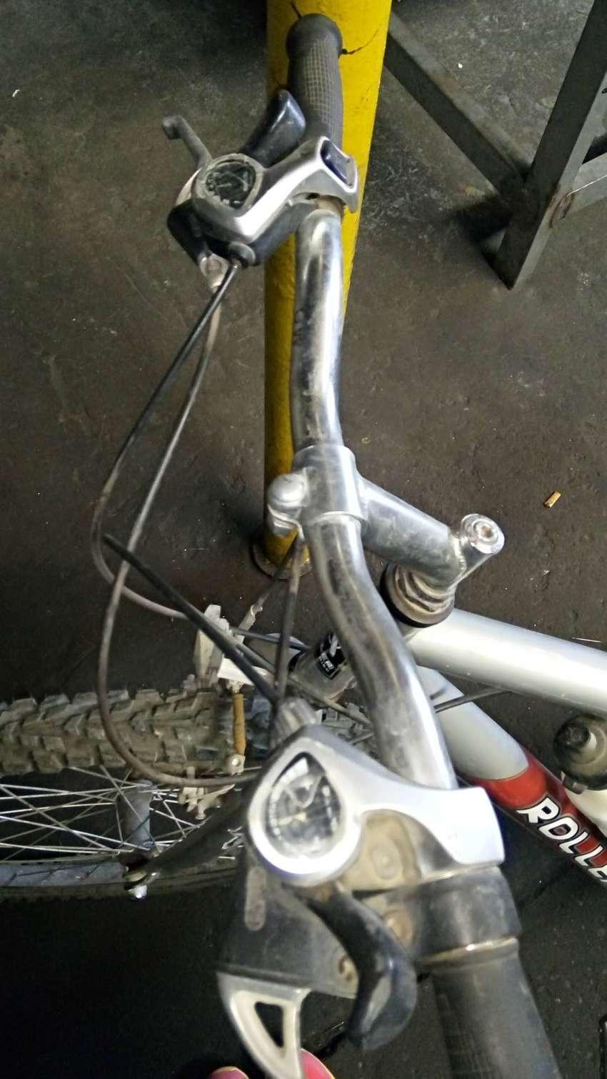 Vendo bici rodado 26 0