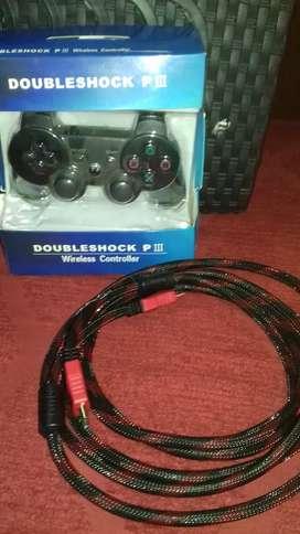 Cable hdmi y joystick
