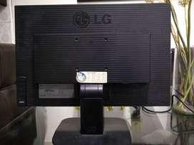 Monitor LG Flatron 19