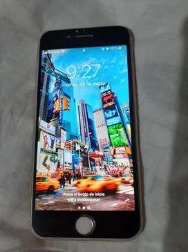 Iphone 6 de 16 Gb  mas 1Gb RAM  color oro dorado