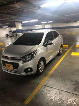 Chevrolet beat modelo 2019 papeles al dia