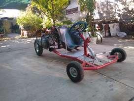 Karting con motor de 110