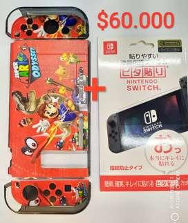 Estuche protector o carcasa para Nintendo Switch