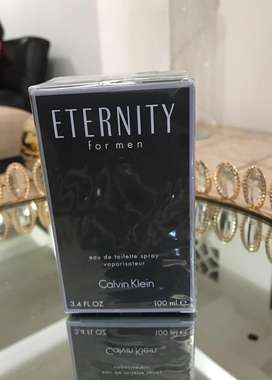 Vendo perfume ETERNITY
