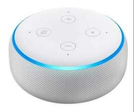 OFERTA Echo Dot 3ra Gen Alexa Amazon