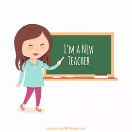Se necesita docente de primaria