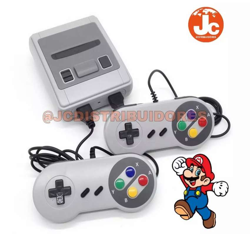 Nintendo retro 0