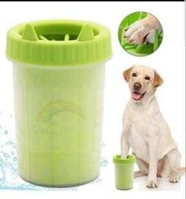 Limpiador Portatil para patas de Perro