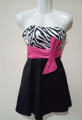 Vestidos strapless