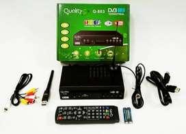 Decodificador TDT Quality Q-883